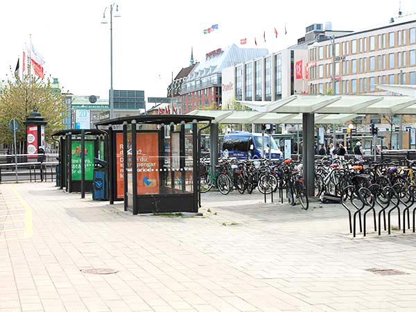 Hållplatsservice