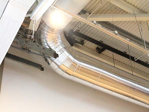 Aluminium rör, luftkonditionering